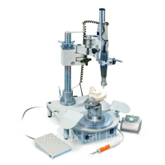 Dental milling apparatus