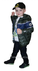 Jacket for the boy spring - fall