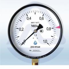 Манометр ДМ 05160 М клас точности1,5