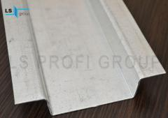 Galvanized steel profile Omega