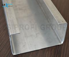 Profile C galvanized steel