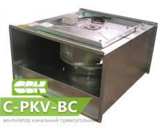 Channel fan rectangular Kanal-PKV-N-50-30-4-220.