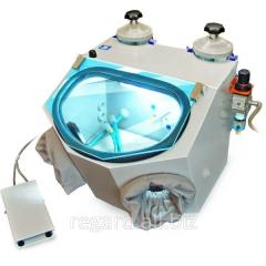 Апарати піскоструминні зуботехнічні