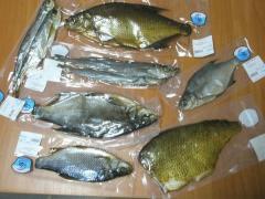 Пакет для вяленой, сушеной и копчёной рыбы