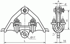 Clip the supporting PG-1-11