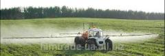 KAC 32 liquid nitrogen fertilizers