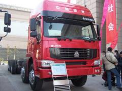Chassis of HOWO, HOWO A7, 4x2, 4x4, 6x2, 6x4, 6x6,