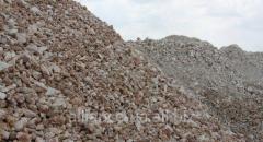 Magnesium carbonate (magnesite ore or magnesite