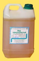 Iodine monochlorated