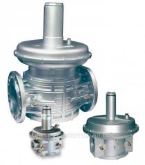 Gas pressure regulators Madas