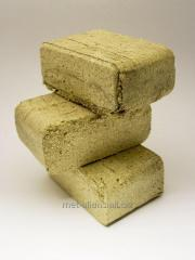 Fuel briquettes of RUF