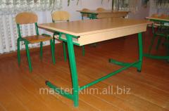 The school desk is student's.