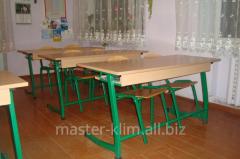 Student's school desk.