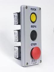 Посты кнопочные ПКЕА, низковольтная контактная