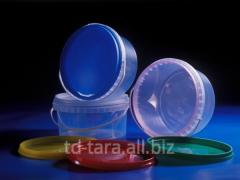 Bucket plastic on 0,500 ml
