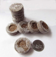 Peat tablets JIFFY Size: 33 mm