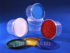 Bucket plastic on 0,800 ml