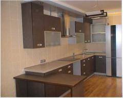 Doors and facades for kitchens Nikolaev