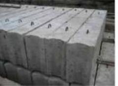 Блоки стеновые железобетонные.