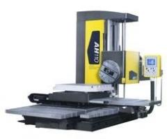 Automatic horizontal boring milling machine