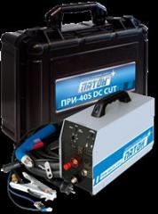 Device vozdushno plasma cutting of PRI-40S DC