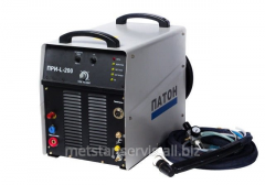 Device vozdushno plasma cutting of PRI-L-200 DC