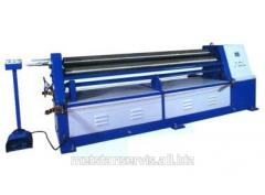 Milling WR 3x2500 machine