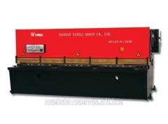 Guillotine QC12Y-6x4000 hydraulic shears