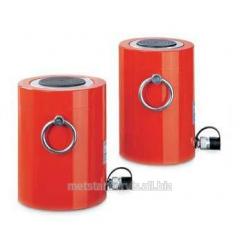 Jacks - hydraulic cylinders vysokotonazhny 50