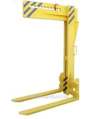 Crane pitchfork