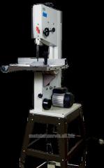 The Lentochnopilny vertical machine on a tree of