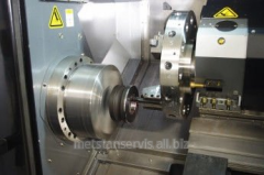 Machining on ChPU machines