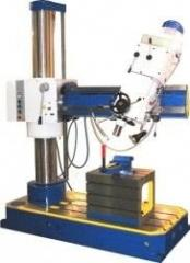 Radial-drilling machine 2K522