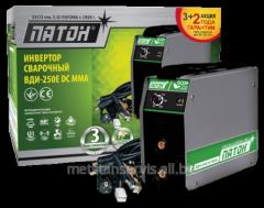 VDI-250E DC MMA welding inverter