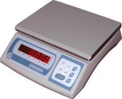 Scales are electronic, sale, Kharkiv, Ukraine