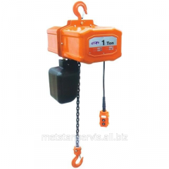 Electric chain tal HH-B and HH-BT