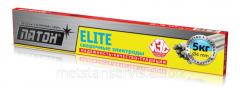 Electrodes welding Patton of ELITE, 4 mm, 5 kg