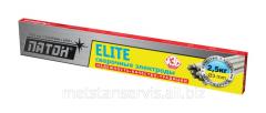 Electrodes welding Patton of mm ELITE,3, 2,5kg