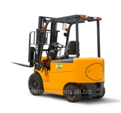 JAC CPD25 electric lift truck
