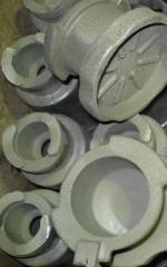 Castings and gray iron casting, Ukraine