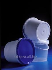 Bucket plastic (polypropylene) 3,4l