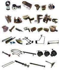 Комплектующие для производства мебели