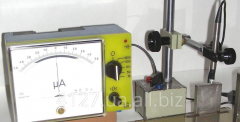 Profile measuring instrument of microparticles