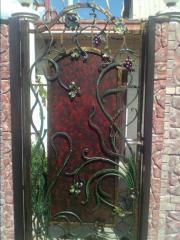 Gate forging Zaporizhia