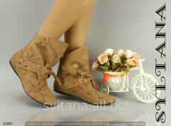 Женские ботинки код 11603