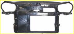 VW POLO 2002-2005 панель передняя пластмассовая