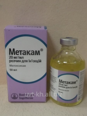 Metakam of 2% _n' ¾kts_ya 50 ml