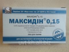 Maksid_n of ochny 0,15% 5 ml No. 5