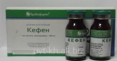 Kefen of 10 ml No. 10