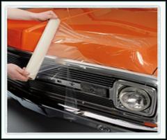 Автомобильная защитная пленка, автомобильная